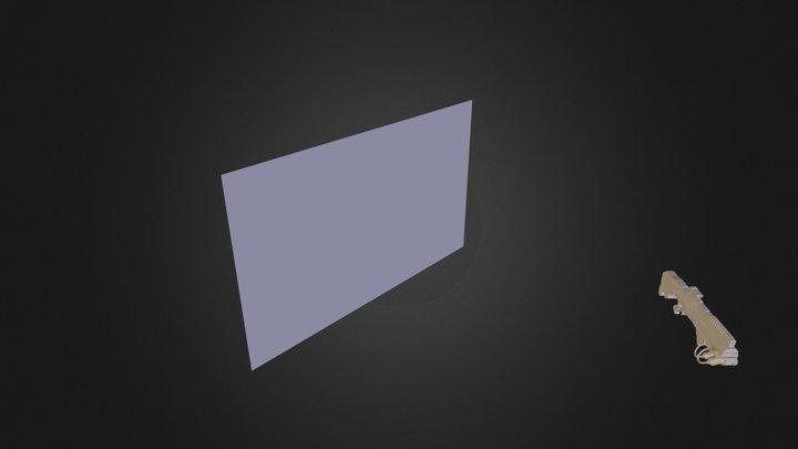 kannnono5.blend 3D Model