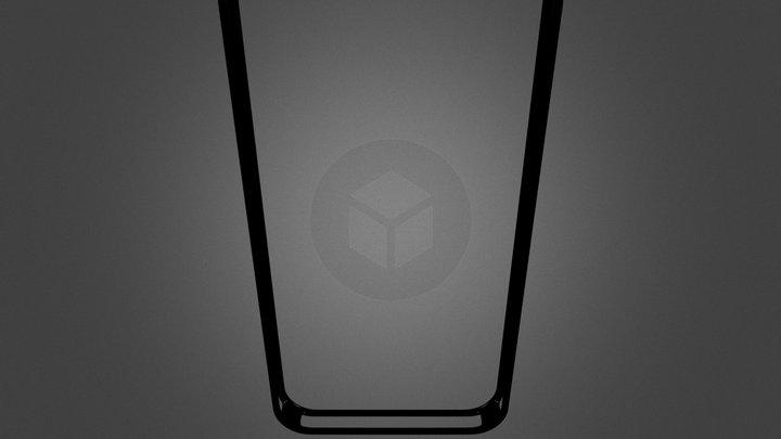 Mitchell's iPhone Bumper 3D Model