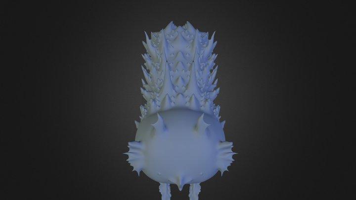 Squarlq 3D Model