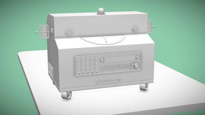 RoboCo Compubot 3D Model