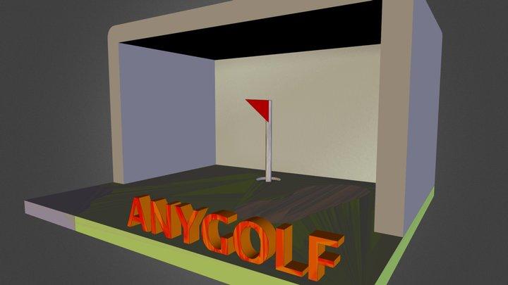 3D LOGO 3D Model