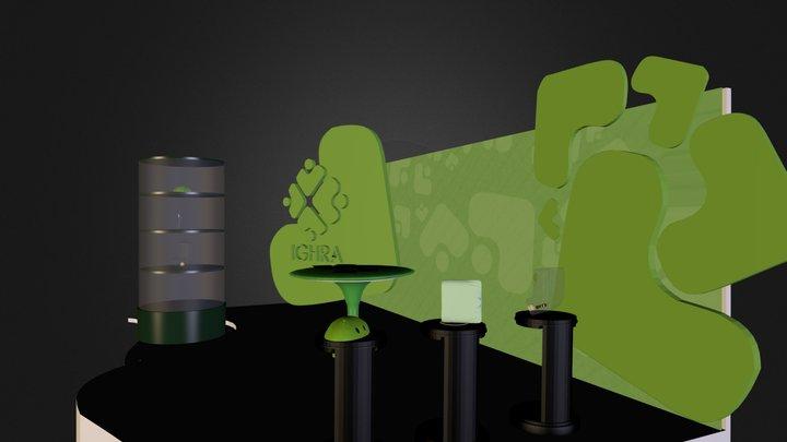 STAND.zip 3D Model