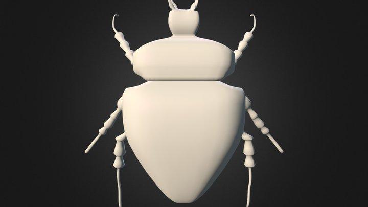 scarabeUVclean.blend 3D Model