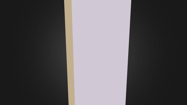 road_post.obj 3D Model
