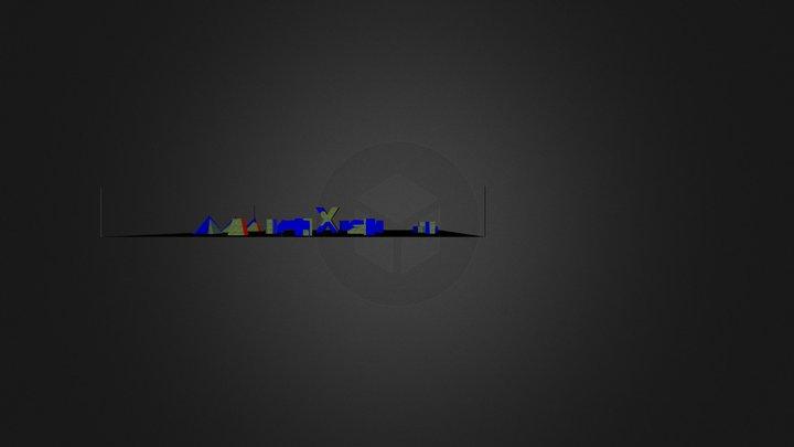 sport.kmz 3D Model