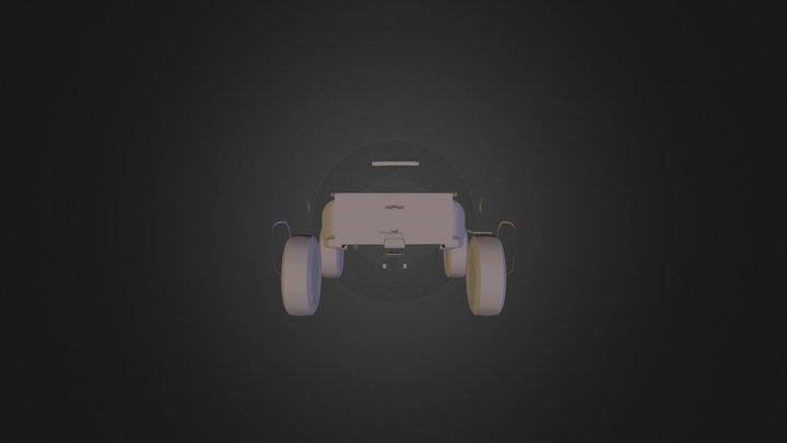 car 3ds.3DS 3D Model