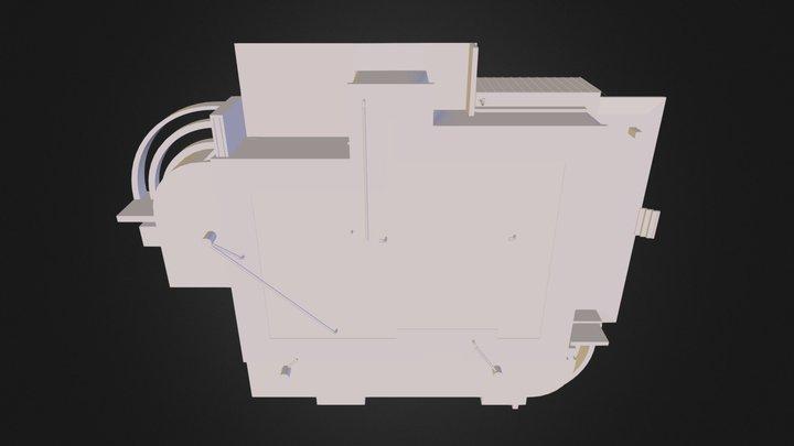 1998-M-WD-3DView-3DFRONT.fbx 3D Model
