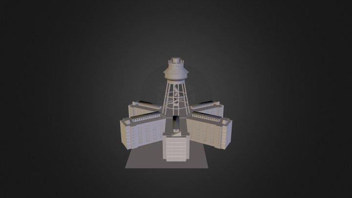 unidad.3DS 3D Model