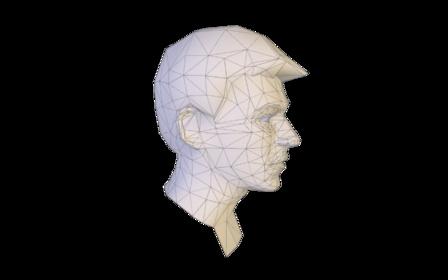 head.dae 3D Model
