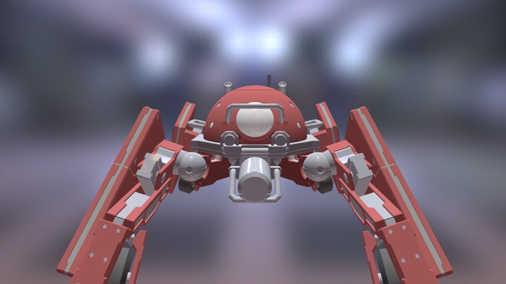 Logicoma 3D Model