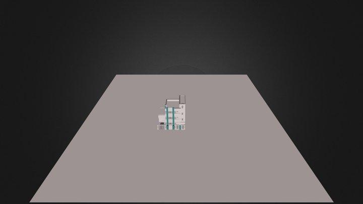 3D model Nabeul 3 3D Model