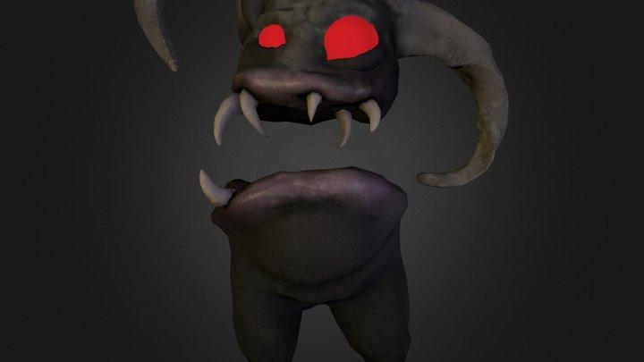 Astray Monster 3D Model