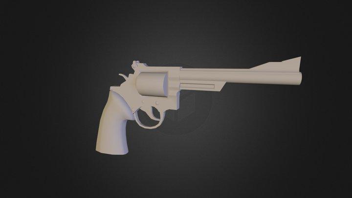 Magnum 3D Model