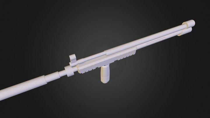Assignment 9 Rough 1 3D Model