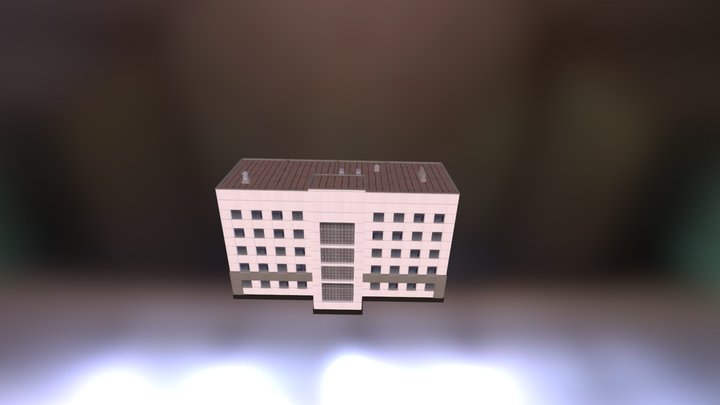 Norilsk.FBX 3D Model
