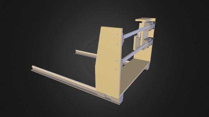 pron.3DS 3D Model