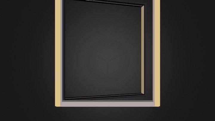 Window.3ds 3D Model