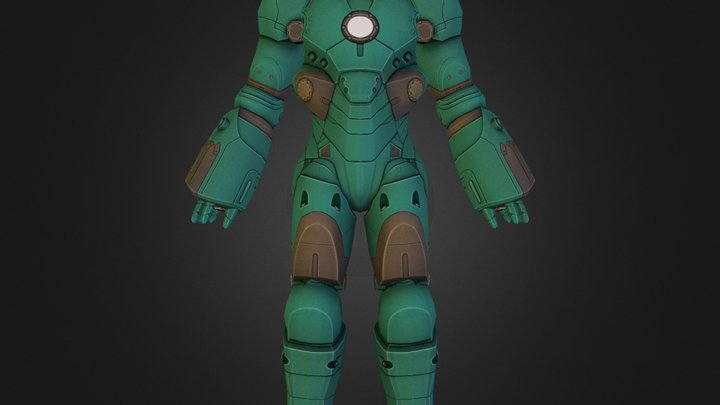 deep sea.zip 3D Model