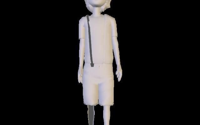 carlos.obj 3D Model
