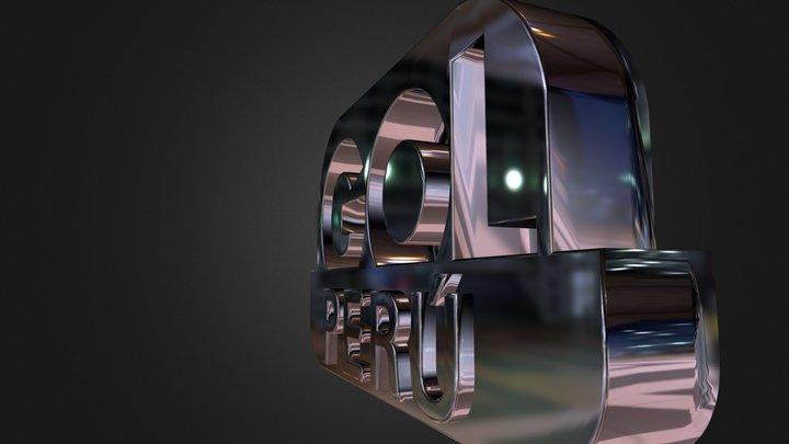 GOL PERU LOGO 3D Model