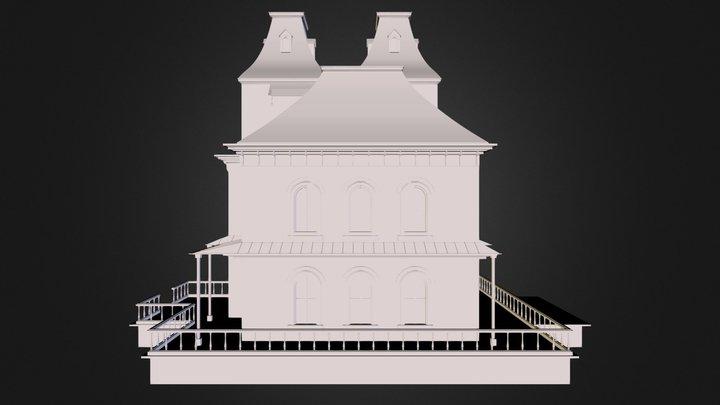 Casa.obj 3D Model