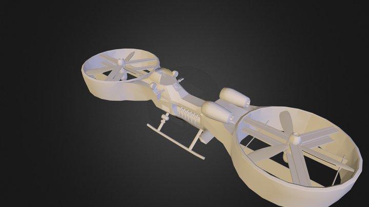 HV_400.3DS 3D Model