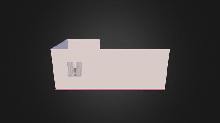 foyer_kamer.3ds 3D Model