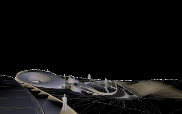 eva proyect 3D Model