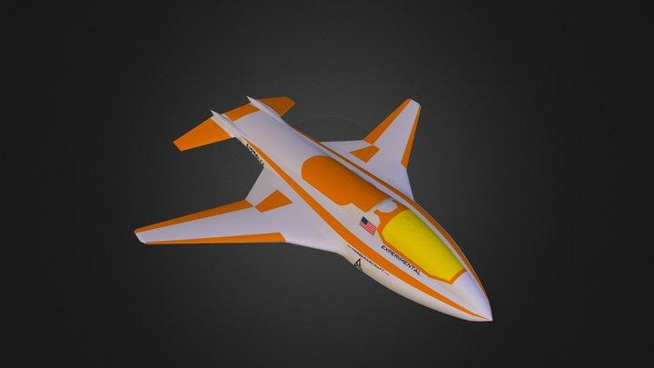 XM8 3D Model