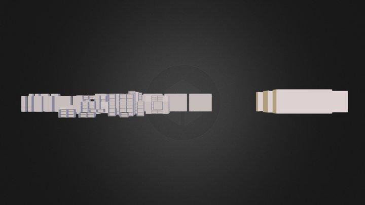 Untitled.dae 3D Model