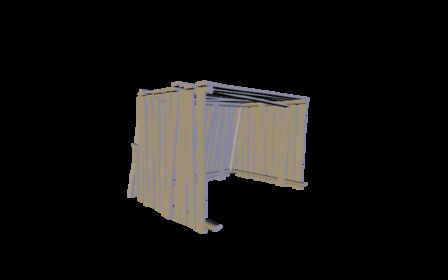 Old Shed 3D Model