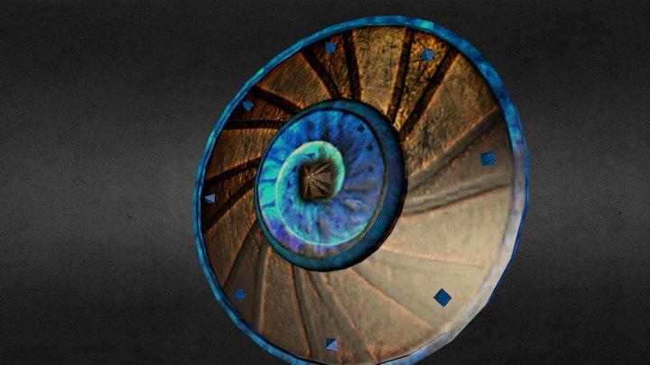 shield_of_zarkruum_L0.obj 3D Model