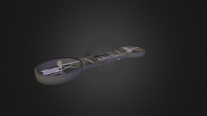 moto ellisse.zip 3D Model