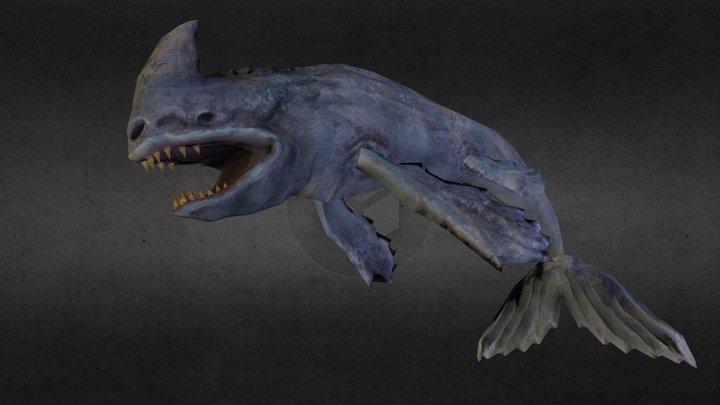 Leviathan Unbound 3D Model