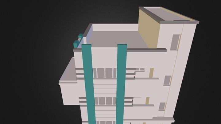 3D Model Nabeul 2 3D Model