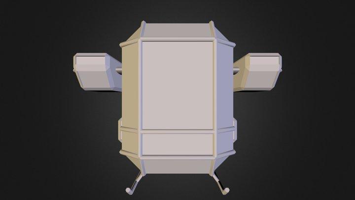 Bobcat2.obj 3D Model