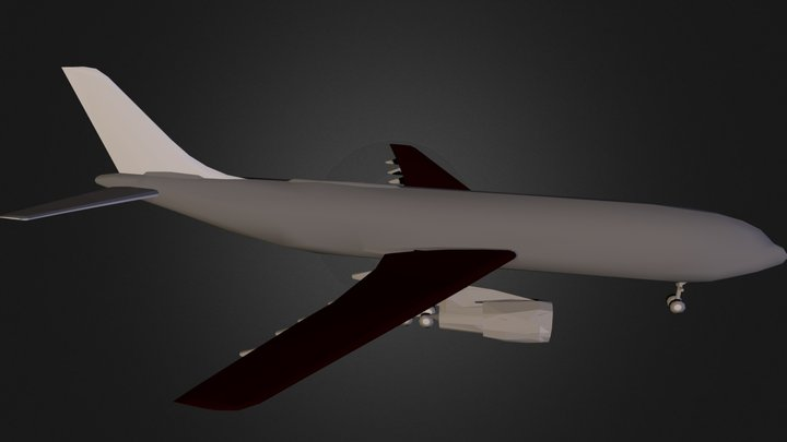 AIRBUS_L.3DS 3D Model