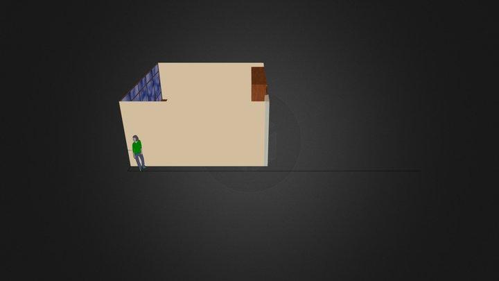 Ruheraum 3D Model