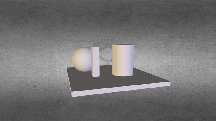 test2.obj 3D Model