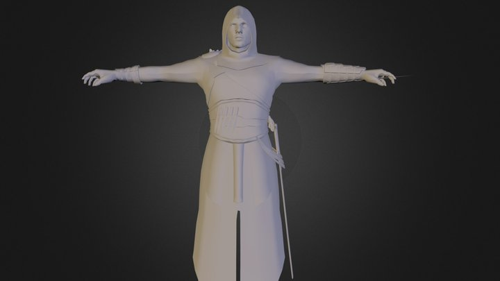 altair.3ds 3D Model