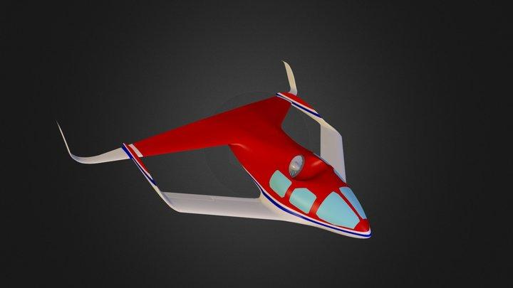 Bowshade 3D Model