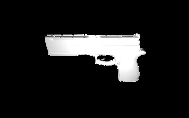 BERETTA.blend 3D Model