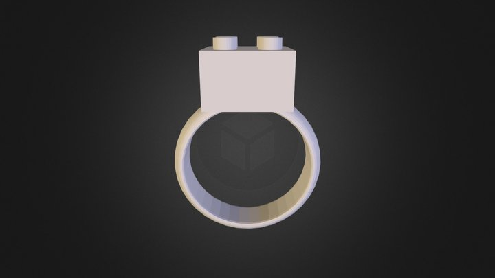ring_hollow_thin_smaller 3D Model