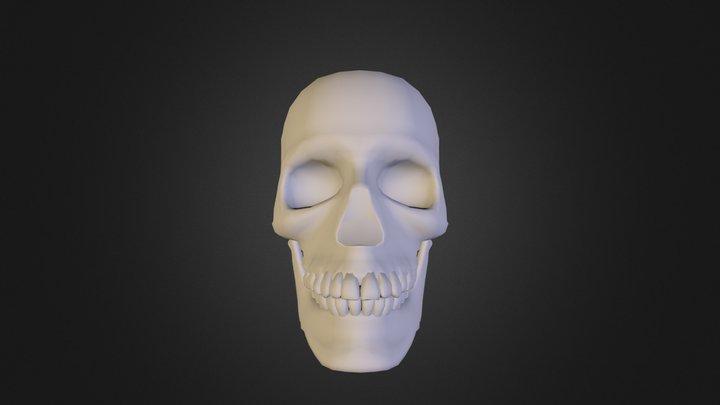 skull.obj 3D Model