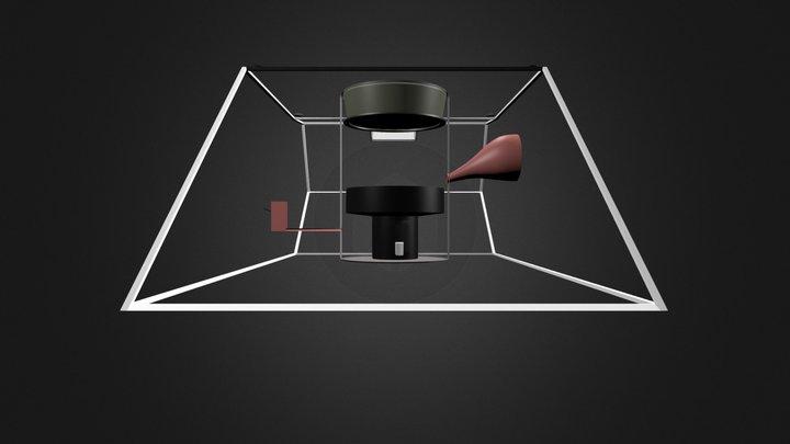 holopad.blend 3D Model