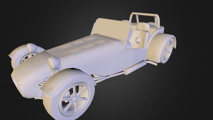 Caterham 3D Model