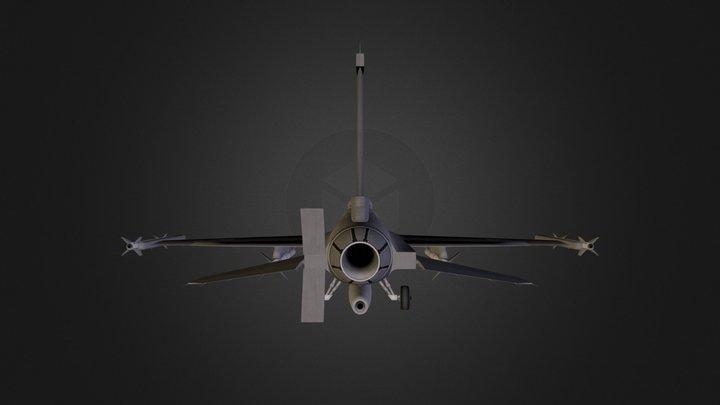 F-16.zip 3D Model