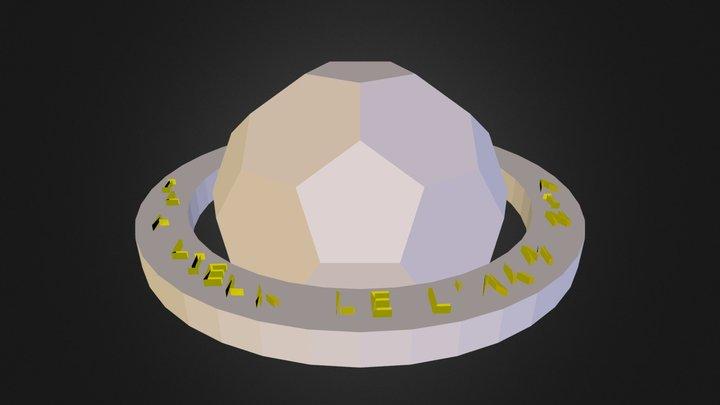 poliedro1.3ds 3D Model