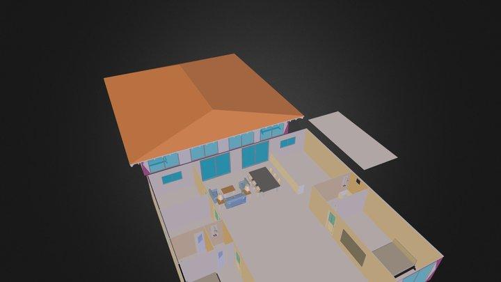 14*14.3ds 3D Model