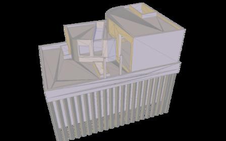 Award Winning Basement.kmz 3D Model